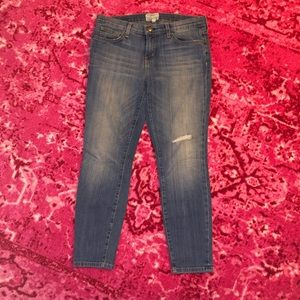 current elliott the Stiletto jukebox destroy jeans